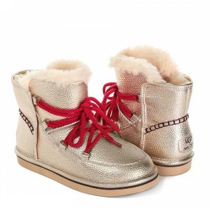 UGG &Jimmy Choo Lodge Mini Boot