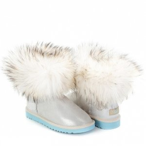 Fox Fur Mini Metallic  (влагостойкие)