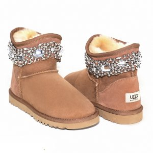 UGG & Jimmy Choo Crystals