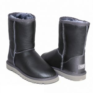 Classic Short Metallic Boot Men's (влагостойкие)